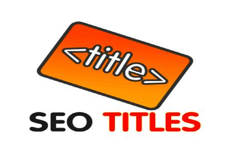 SEO优化过程中Title的重要性
